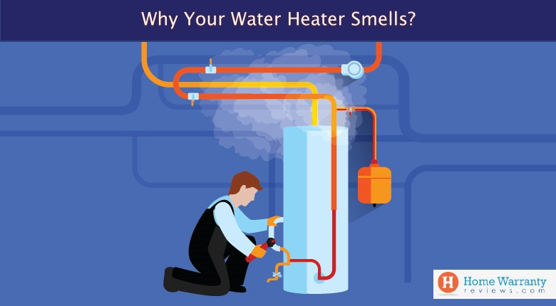 Why Your Water Heater Smells?