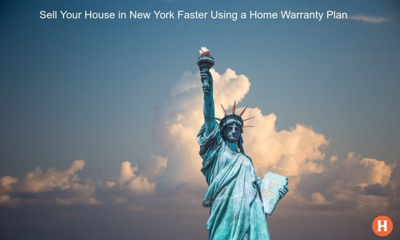 Sell Your House in New York Faster Using a Home Warranty Plan