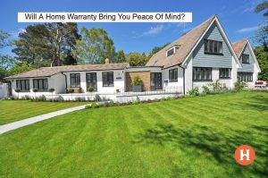 home warranty peace of mind
