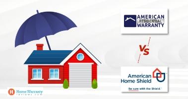 American Residential Warranty Vs. American Home Shield
