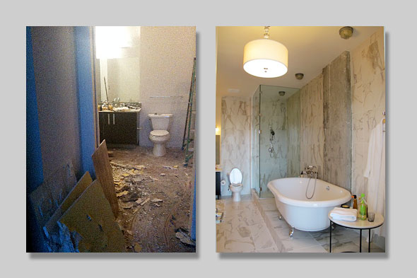 Renovation Of Old Bathroom - How to remodel an old bathroom