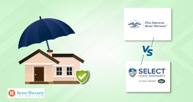 Select Home Warranty Vs. First American Home Warranty