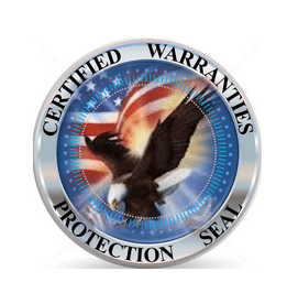 Logo Certified Warranties Corporation