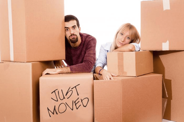 move to new home