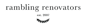 rambling renovators