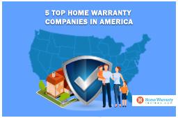 Top 5 Home Warranty Companies in America