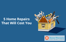 5 Home Repairs That Will Cost You