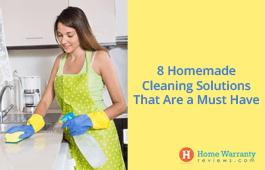 Homemade Cleaning Products for the DIY Homeowner