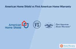 American Home Shield vs First American Home Warranty
