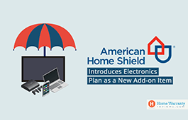 American Home Shield Introduces Electronics Plan as a New Add-on
