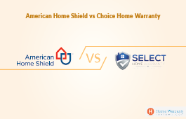 American Home Shield vs Select Home Warranty