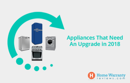 Top Appliances that Need An Upgrade in 2018