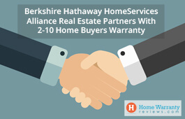 Berkshire Hathaway HomeServices Alliance Real Estate Partners With 2-10 Home Buyers Warranty