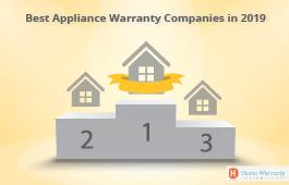 Best Appliance Warranty Companies in 2019