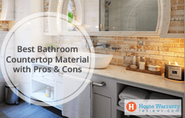 Best Bathroom Countertop Materials for Your Home