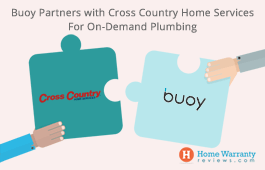 Buoy Labs Partners with Cross Country Home Services for on-Demand Plumbing Services