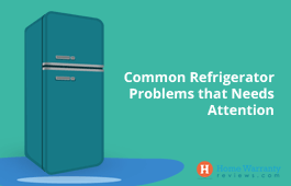 Common Refrigerator Problems that Needs Attention