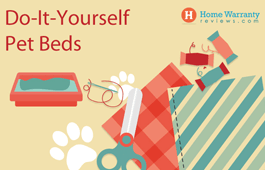 DIY Pet Beds & Its Safety