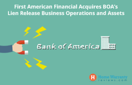 First American Financial Acquires Bank of America's Lien Release Business Operations and Assets