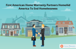 First American Home Warranty and HomeAid America Work Together to End Homelessness