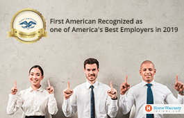 First American Recognized as one of America's Best Employers in 2019