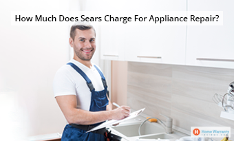 How Much Does Sears Charge For Appliance Repair?