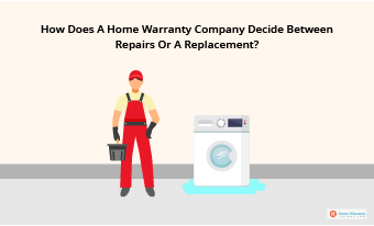 How Does A Home Warranty Company Decide Between Repairs Or A Replacement?