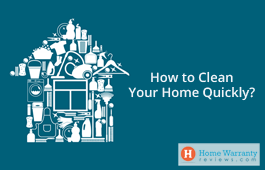How to Clean Your Home Quickly?