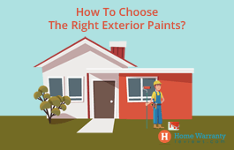 What Exterior Paint is best for your home?