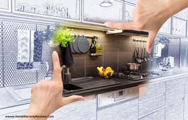 Kitchen Renovation And The Golden Triangle