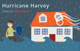 How to Stay Safe in Hurricane Harvey