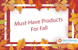 Must-Have Products For Fall