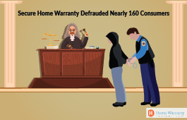 Secure Home Warranty Defrauded Nearly 160 Consumers