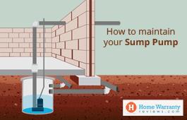Sump Pump Maintenance Checklist
