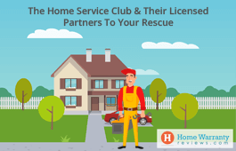 The Home Service Club & Their Licensed Partners To Your Rescue