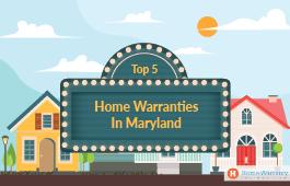 Top 5 Home Warranties in Maryland