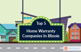 Top 5 Home Warranty Companies in Illinois