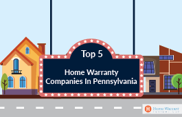 Top 5 Home Warranty Companies in Pennsylvania