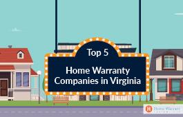 Top 5 Home Warranty Companies in Virginia