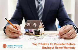 Top 7 Things Every Homeowner Should Consider Before Buying A Home Warranty