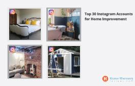 Top 30 Instagram Accounts for Home Improvement