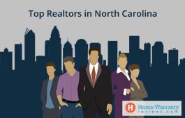 Top Real Agents in North Carolina