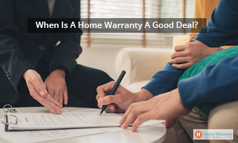 When Is A Home Warranty A Good Deal?