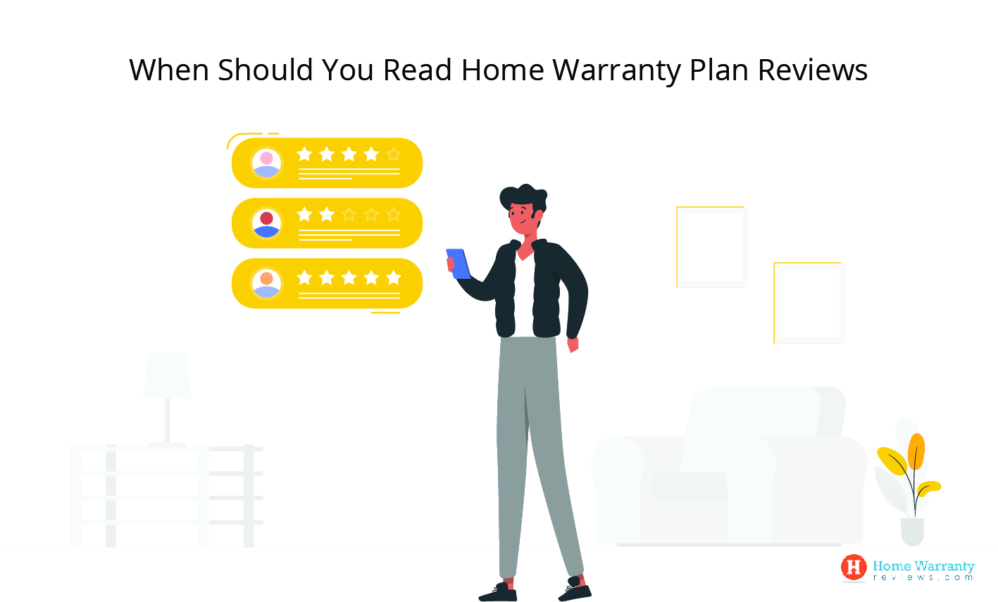 When Should You Read Home Warranty Plan Reviews?