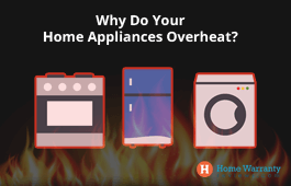 Top 4 Home Appliances That Overheat