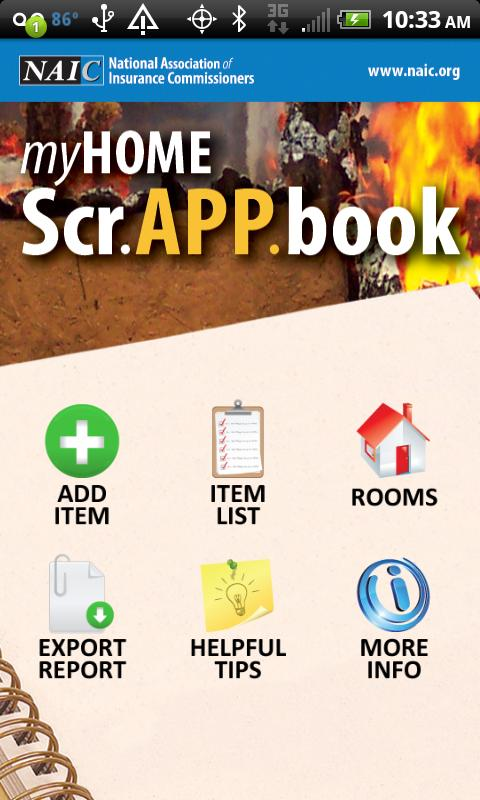 My Home sca.app.book